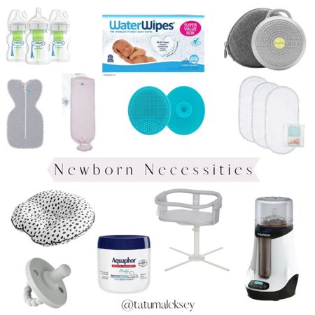 As a first time mom I really had no idea what the newborn necessities were going to be. As we conquered the first few weeks of parenthood, we definitely found ourselves relying on specific items more than others and even ended up placing quite a few middle of the night purchases!   These are some of our must-have items for taking care of a newborn! http://liketk.it/2Ubfj #liketkit @liketoknow.it #motherhood #babygirl #momblogger #parenthood #newborn