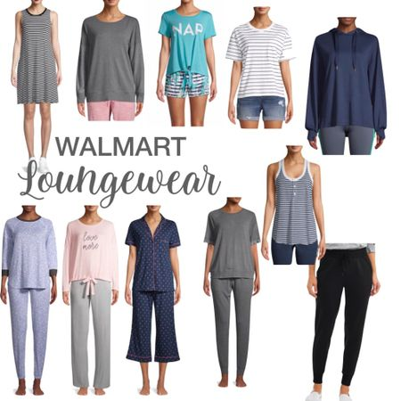 Loungewear, pajamas, comfy clothes all affordable! http://liketk.it/2MEQa #liketkit @liketoknow.it #StayHomeWithLTK #LTKunder50