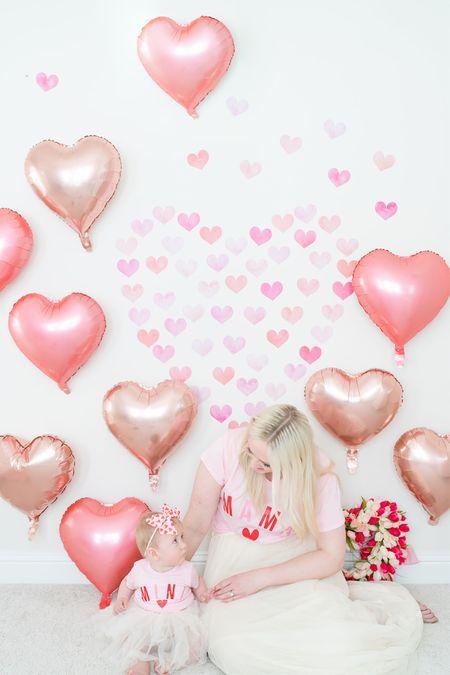 The sweetest Valentine's date this year!  http://liketk.it/37JXV #liketkit @liketoknow.it  #valentinesday #mommyandme
