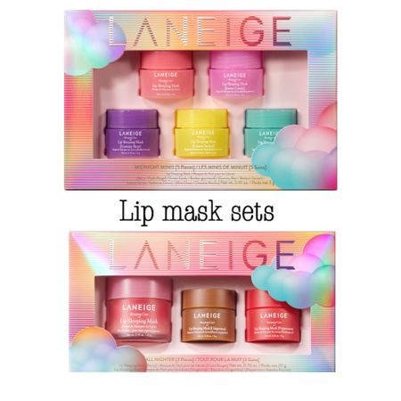 Fave lip mask sets effect for stockings or gifts   #LTKGiftGuide #LTKbeauty #LTKunder50