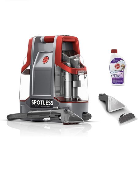 Got this to clean my couch & carpet & has worked great so far!   #LTKhome