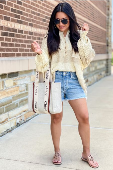The perfect summer outfit and my new handbag!   #LTKstyletip #LTKitbag #LTKsalealert