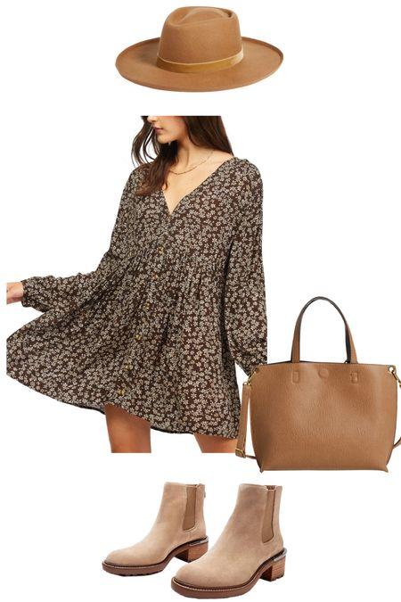 Fall outfit idea  #fall #laurabeverlin  #LTKsalealert #LTKshoecrush #LTKunder50