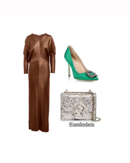This look is great for a photo shoot, date night, or semi-formal occasion.  #LTKstyletip #LTKshoecrush