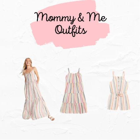Mommy and me outfits from @oldnavy Rompers, maxi dresses and more!  http://liketk.it/3fUio @liketoknow.it #liketkit #LTKunder50 #LTKsalealert #LTKfamily