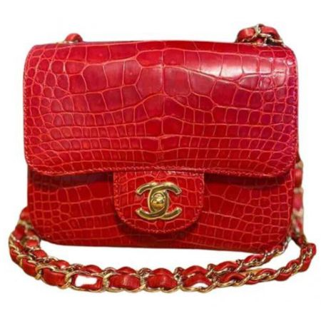 This red leather Chanel bag! @liketoknow.it http://liketk.it/3jUFm #liketkit #LTKworkwear #LTKtravel #LTKitbag @liketoknow.it.home @liketoknow.it.family Shop your screenshot of this pic with the LIKEtoKNOW.it shopping app