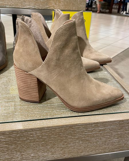 Nordstrom anniversary sale - Steve Madden booties  Fall must have booties  Love the tan for the perfect neutral but there are more color options   @liketoknow.it http://liketk.it/3jYaR   #liketkit #LTKsalealert #LTKshoecrush #LTKunder100