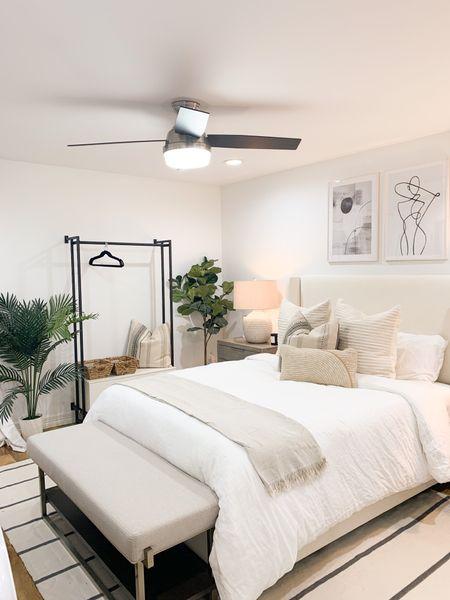 Jeanine Amapola Master Bedroom #ltkhome  #LTKhome
