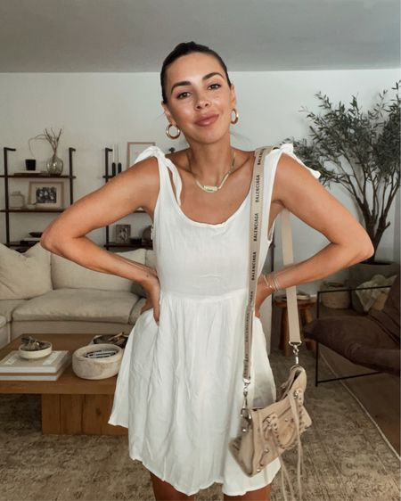 mini dress #minidress #dress http://liketk.it/3kieo #liketkit @liketoknow.it #LTKunder50 #LTKswim