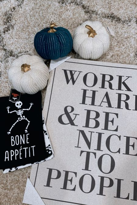 Today's fall target finds! Love this art for my office wall! & the felt pumpkins are too cute! #falldecor  #LTKSeasonal #LTKhome