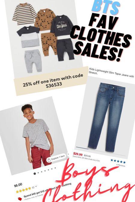 http://liketk.it/2WuBd #liketkit @liketoknow.it #LTKkids #LTKfamily #LTKsalealert back to school boys clothing all on sale!