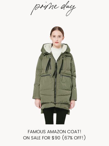 Amazon coat on sale for prime day! @liketoknow.it #liketkit http://liketk.it/3i3dj