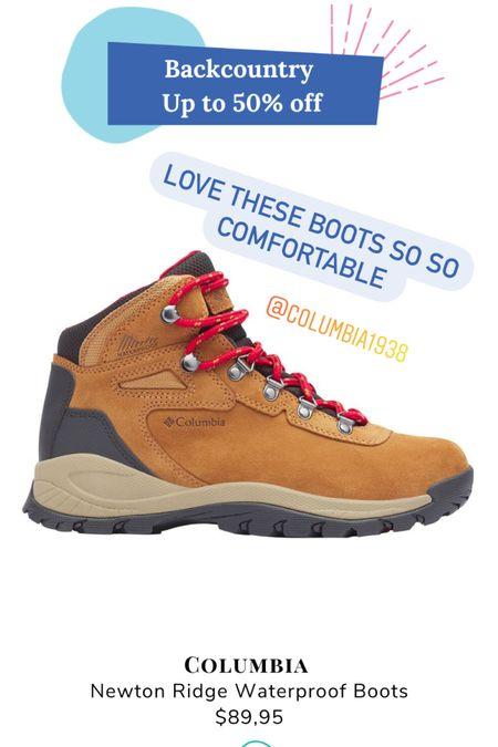 The best hiking boots from Columbia on sale  Summer style summer gear outdoor adventures camping hiking Colorado hiking boots and hiking shoes national parks http://liketk.it/3fOhE #liketkit @liketoknow.it   #LTKsalealert #LTKshoecrush #LTKfit