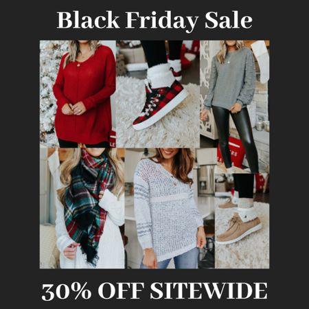 30% off sitewide with code: MBBLACKFRIDAY30 😍😍 cute holiday sweaters, sneakers lined with fur, flannel blanket scarves and more under $50 on sale!! #liketkit http://liketk.it/32p82 @liketoknow.it #LTKgiftspo #LTKunder50 #LTKsalealert Shop your screenshot of this pic with the LIKEtoKNOW.it shopping app