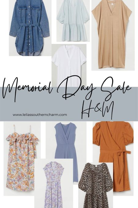 20% off site wide at H&M! Loving these dresses!! http://liketk.it/3guAX #liketkit @liketoknow.it #LTKsalealert #LTKunder50 #LTKcurves