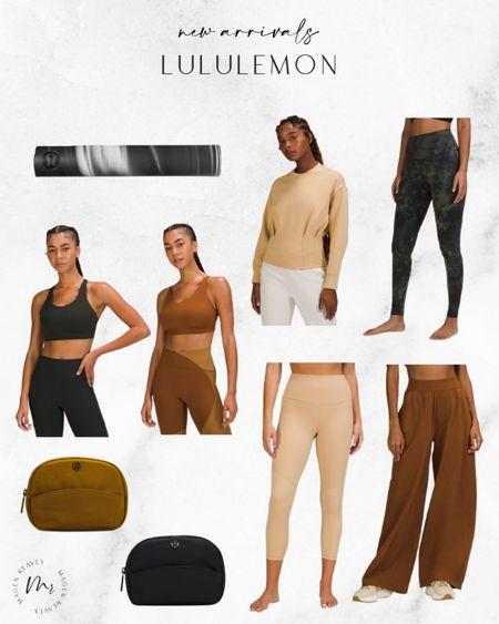 Lululemon new arrivals lululemon reversible mat wide leg panrs yoga pants lululemon pullover high rise leggings http://liketk.it/3pDnh @liketoknow.it #liketkit #LTKunder100
