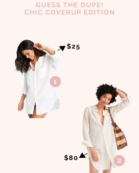 Chic Swimsuit Cover Up! Shop the original and similar look for less!  #targetstyle #targetdeal #targetrun #targetdupe @liketoknow.it #liketkit http://liketk.it/3hjre