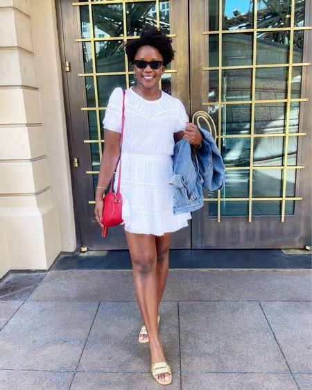 Last Sunday for Brunch.    #PinksoleOOTD // linked to many cute white dresses on the LIKEtoKNOW.it app @pinsole_rach or link in BIO.   http://liketk.it/3foo5 #liketkit @liketoknow.it #LTKstyletip