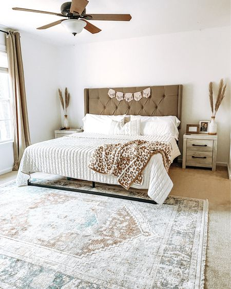 Master bedroom refresh http://liketk.it/3aTm4 #liketkit @liketoknow.it #LTKSpringSale #LTKhome #LTKstyletip @liketoknow.it.family @liketoknow.it.home Shop your screenshot of this pic with the LIKEtoKNOW.it shopping app