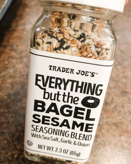 A random share, but too tasty not to. Tastes exactly like the bagel but without the bagel...obviously! 😆 Such a good seasoning to put on avocado toast. It would also be yummy on pizza crust, eggs, salad, rice, fries, potatoes, and so much more. 😋  http://liketk.it/2PHl5 #liketkit @liketoknow.it