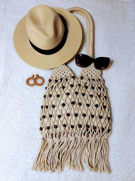 How fun is this hobo bag?!  I love the vintage vibes. #LTKitbag #LTKunder50 #LTKseasonal