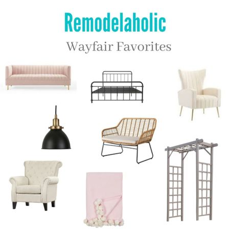 Check out our spring furniture favorites from Wayfair! Most of these pieces are on sale right now so run... don't walk ;)  . . .  http://liketk.it/3eWDZ #liketkit @liketoknow.it