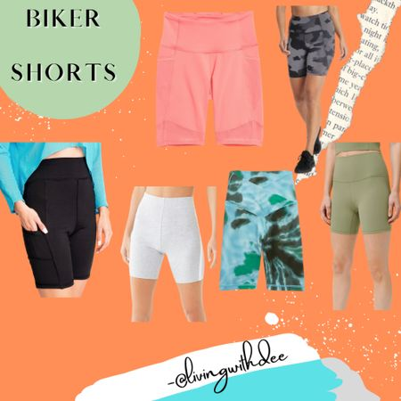Biker shorts - #bikershorts #shorts #summer - http://liketk.it/3gIB4 #liketkit @liketoknow.it #LTKfit #LTKsalealert  - You can instantly shop all of my looks by following me on the LIKEtoKNOW.it shopping app