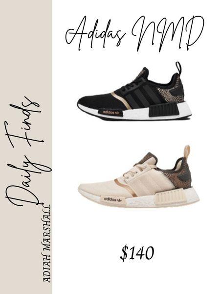Adidas NMD sneakers  Size down 1/2 size   #LTKSeasonal #LTKHoliday #LTKGiftGuide