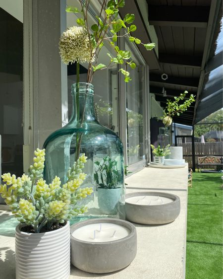 So excited about decorating my patio bar area! Went to target and went nuts! But I love it. It completes the look of our backyard! Shop the look! Ready for hosting this summer! Follow me on the LIKEtoKNOW.it shopping app to get the product details for this look and others #LTKstyletip #LTKhome @liketoknow.it.home #target #targetstyle #outdoors #backyard #patiodecor #homedecor http://liketk.it/3guET #liketkit @liketoknow.it