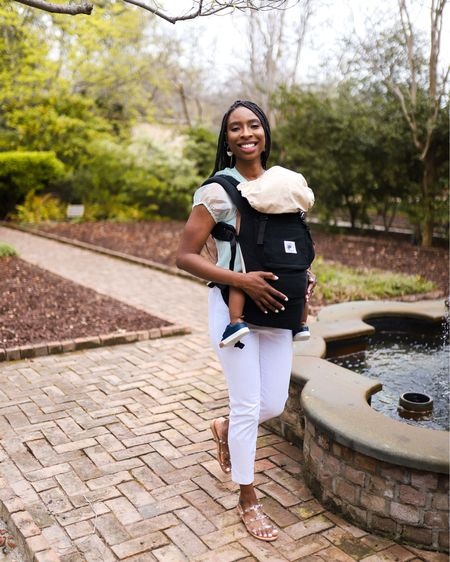 Ergo Baby Carrier #babymusthave http://liketk.it/3epq9 #liketkit @liketoknow.it #LTKbaby #LTKfamily #LTKbump @liketoknow.it.family Follow me on the LIKEtoKNOW.it shopping app to get the product details for this look and others