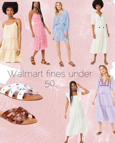Scoop Dresses from Walmart under 50//Summer dresses//Spring//Summer style #ad http://liketk.it/3fzuh #liketkit @liketoknow.it #LTKunder50