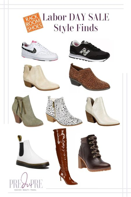 Enjoy your Labor Day weekend with some great sale finds. Read more about it at my blog, www.predupre.com  http://liketk.it/3n4tS  sneakers, ankle boots, white boots, brown boots, doc martens, thigh high boots, timberland boots, fall season, fall staples, fall looks, fall shoes  #LTKSeasonal #LTKsalealert #LTKstyletip
