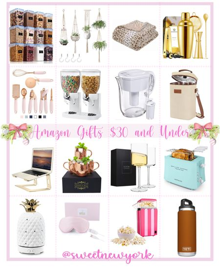 Holiday gift guide Amazon finds gifts $30 and under gifts for home gifts for everyone http://liketk.it/30FAK #liketkit @liketoknow.it #LTKhome #LTKfamily #LTKunder50