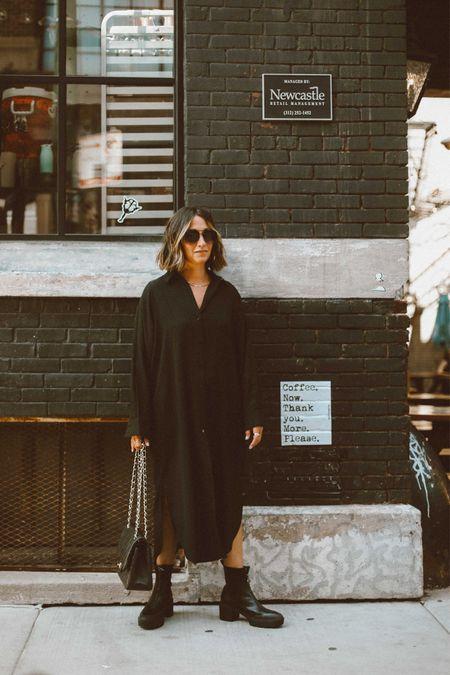 The most comfortable black dress under $30   #LTKstyletip #LTKunder50 #LTKitbag