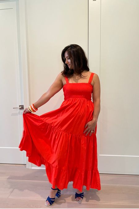 Everyone needs a red/orange dress #reddress #orangedress #summerdress #summerlook http://liketk.it/3iEQP #liketkit @liketoknow.it #LTKstyletip #LTKunder50 Shop your screenshot of this pic with the LIKEtoKNOW.it shopping app Shop my daily looks by following me on the LIKEtoKNOW.it shopping app Download the LIKEtoKNOW.it shopping app to shop this pic via screenshot You can instantly shop my looks by following me on the LIKEtoKNOW.it shopping app