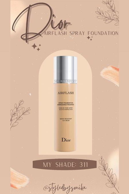 Dior foundation  Makeup   #LTKbeauty #LTKunder50 #LTKGiftGuide