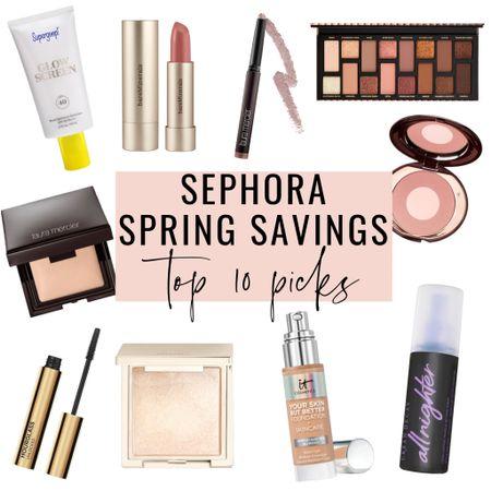 My Sephora Spring Savings Event - top 10 picks (with a bonus item)! http://liketk.it/3cNsz #liketkit @liketoknow.it #LTKbeauty