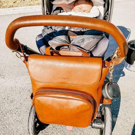 Found the perfect match ! Diaper bag meets travel system 🙌  #LTKbaby #LTKbump #LTKitbag