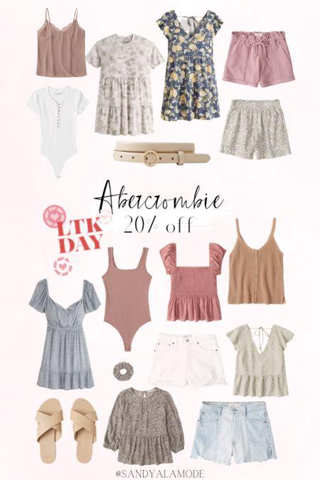 Abercrombie LTK Day sale http://liketk.it/3hlIZ #liketkit @liketoknow.it #LTKsalealert #LTKDay