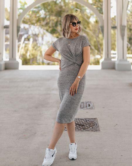Gap softspun midi dress  @liketoknow.it http://liketk.it/2CtpD #liketkit #LTKfamily #LTKstyletip #LTKunder100   You can instantly shop my looks by following me on the LIKEtoKNOW.it app