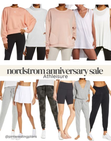 Nordstrom Anniversary sale athleisure, lounge, workout