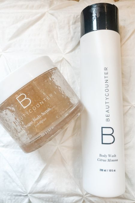 A great body wash and the best body scrub! Leaves your skin feeling so hydrated out of the shower. #LTKbeauty http://liketk.it/2NYPT #liketkit @liketoknow.it Follow me on the LIKEtoKNOW.it shopping app to get the product details for this look and others