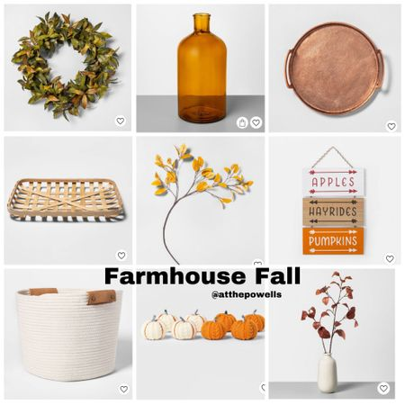 http://liketk.it/2WDaA #liketkit @liketoknow.it Farmhouse Fall Finds 🌾 #StayHomeWithLTK #LTKhome @liketoknow.it.home Shop your screenshot of this pic with the LIKEtoKNOW.it shopping app