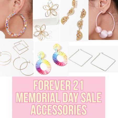 Forever 21 Memorial Day Sale- What's in my basket! Use code MEMORIALDAY2020 for up to 40% off your purchase!  #forever21 #memorialday #mdw #sale #jewelry #earrings #salealert #memorialdaysale #summerstyle #dresses #springstyle #romper #swimsuit #swim #bikini #jumpsuit #bloggerstyle #styleblogger #animalprint #leopard #wfh #workfromhome #liketkit @liketoknow.it http://liketk.it/2PocX  #LTKsalealert #LTKunder50 #LTKstyletip http://liketk.it/2Poit