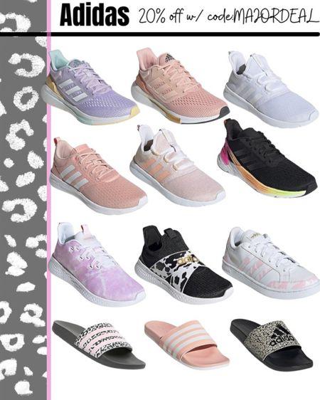 Adidas 20% off with code MAJORDEAL http://liketk.it/3hZer #liketkit @liketoknow.it #LTKsalealert #LTKshoecrush
