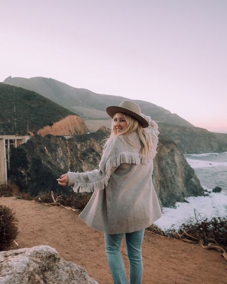 A trip down the California coast isn't complete without a comfy, casual, bohemian look! http://liketk.it/34Xos #liketkit @liketoknow.it