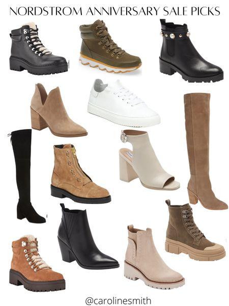 Nordstrom Anniversary Sale- Women Shoes!  #nsale #nordstrom #shoecrush #heels #tennisshoes #boots #bootieseason #LTKsalealert #LTKshoecrush #LTKunder100 @liketoknow.it #liketkit http://liketk.it/3jxDB