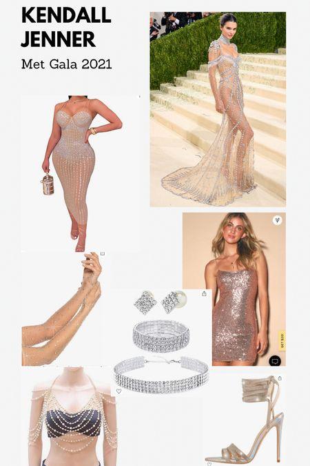 Halloween costume 2021: Kendall Jenner Met Gala 2022  #LTKSeasonal #LTKsalealert #LTKstyletip