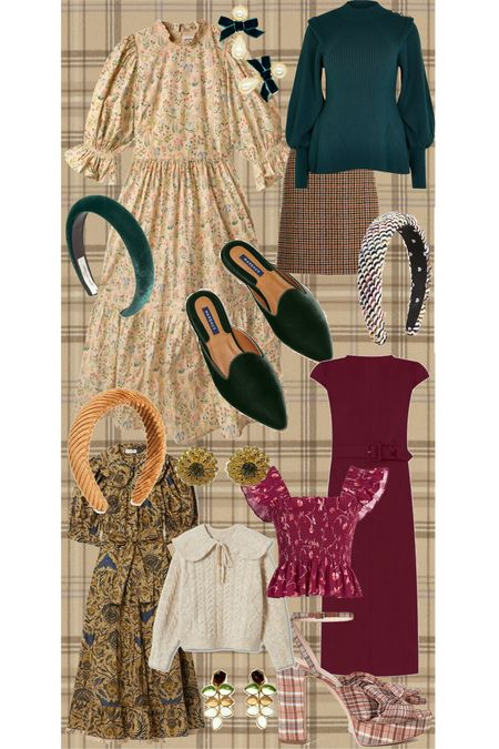 What to wear to Thanksgiving!   #LTKSeasonal #LTKstyletip #LTKHoliday
