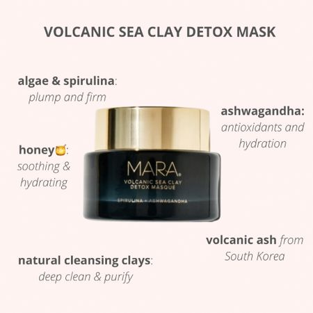Love this clay mask by Mara. Great for all skin types ❤️ http://liketk.it/3hinP #liketkit @liketoknow.it #LTKbeauty #LTKunder50